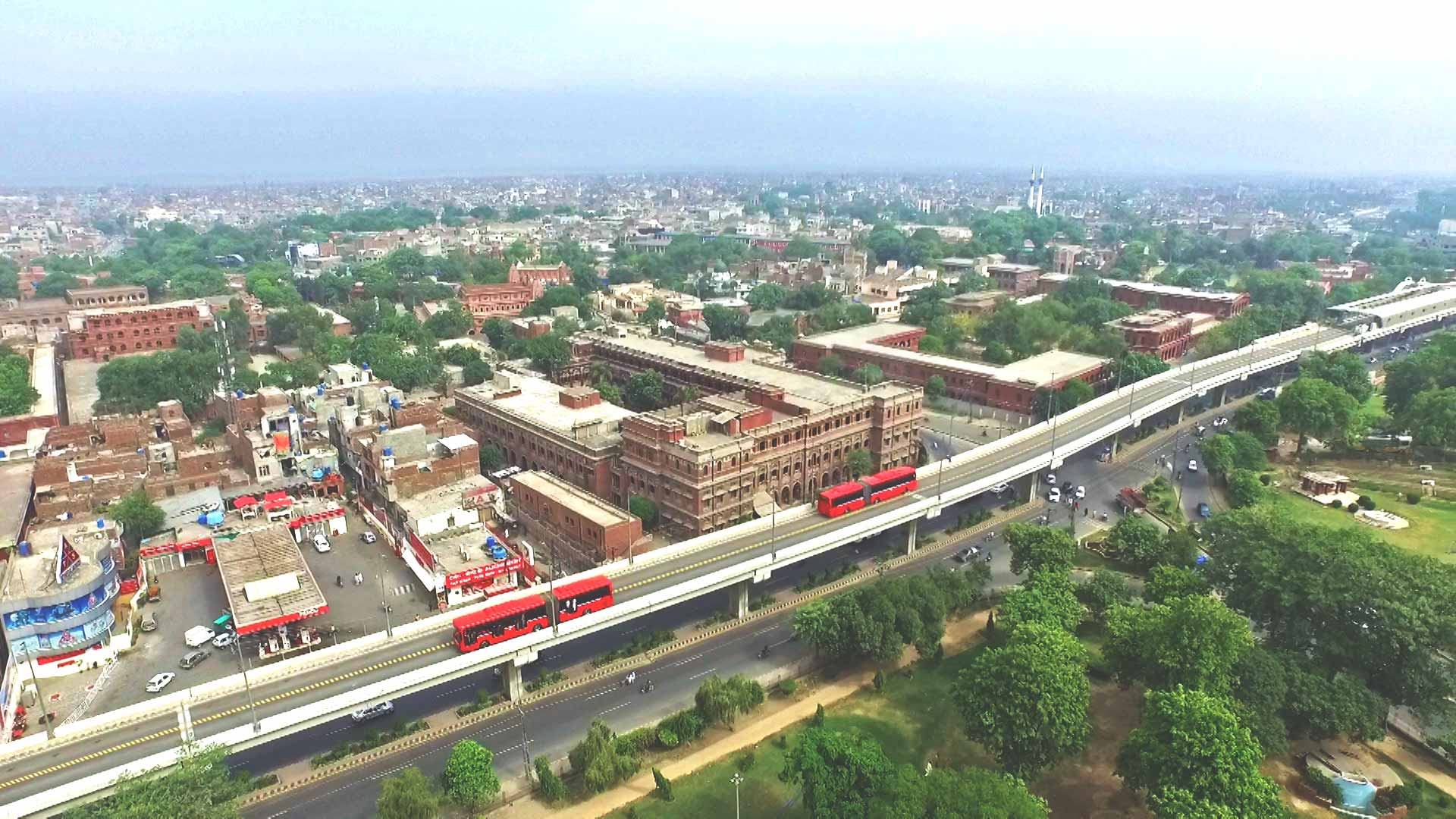 aerial-view-of-metro