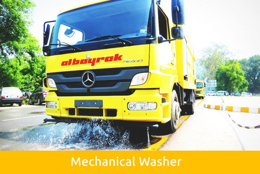 Services-Mechanical-washer