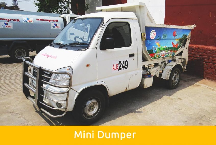 Services-Mini-Dumper