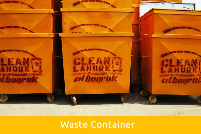 Services-Waste-Container
